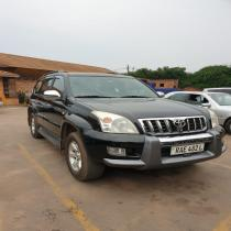 Toyota PRADO for sale ( Masoyinyana)