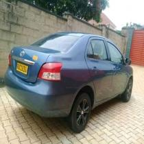 YARIS 2008 ISHAKAMO MAKE